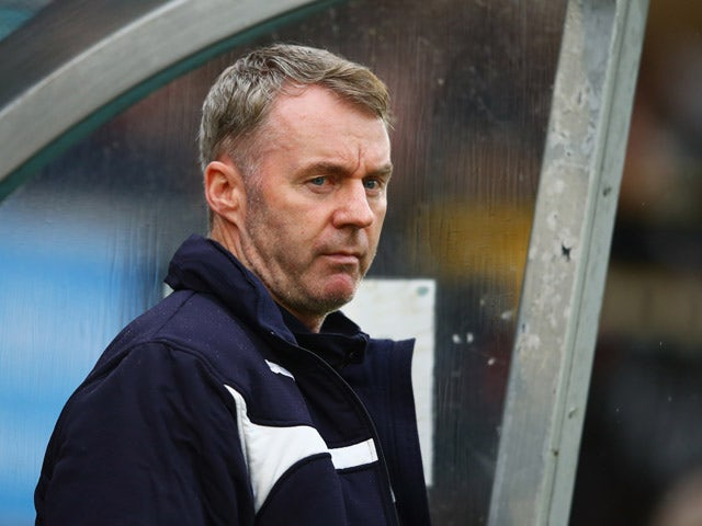 Notts County sack manager John Sheridan