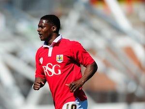Agard strike gives Bristol City lead