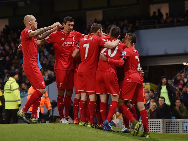 Result: Liverpool dominate City in commanding win