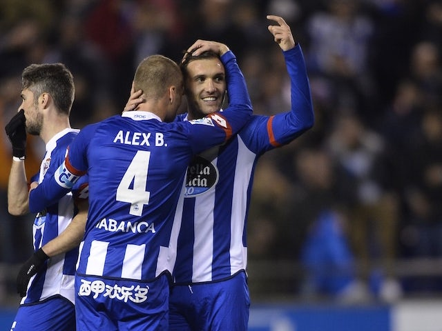 Result: Deportivo end winless run by defeating Celta