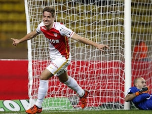 Monaco move into second after Nantes win