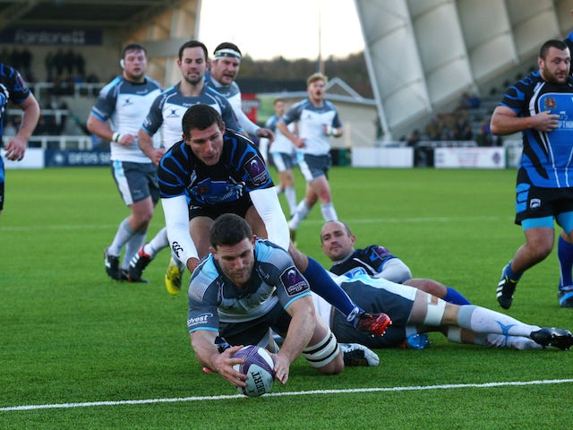 Result: Newcastle Falcons thrash Enisei