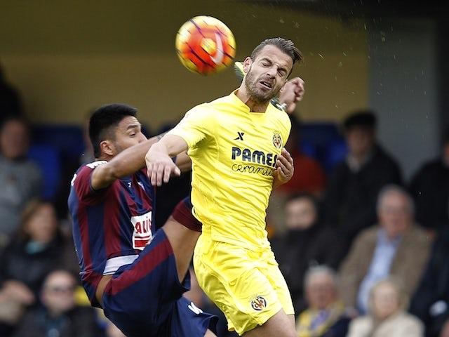 Result: Villarreal, Eibar share the spoils
