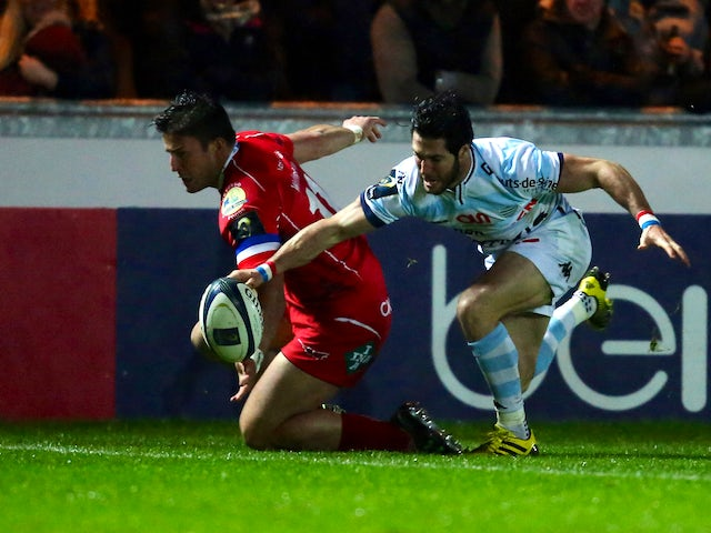 Result: Racing 92 begin campaign with bonus-point win