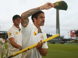 Mitchell Johnson: Top five bowling spells