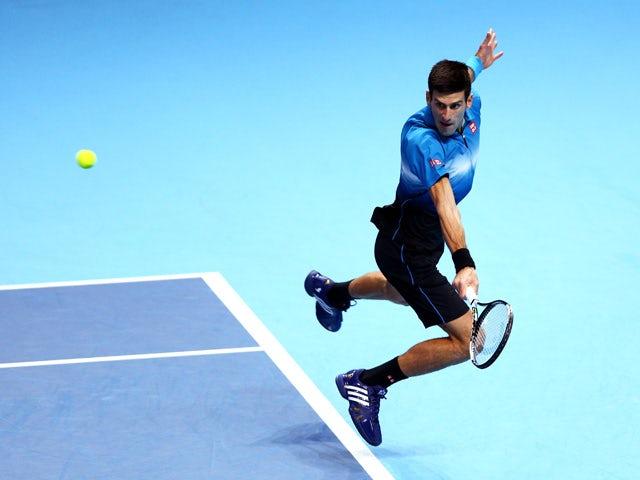 Result Novak Djokovic Claims Fifth Atp World Tour Finals Title