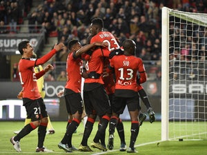 Kamil Grosicki earns Rennes late point
