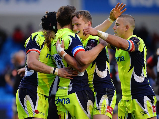 Result: Sale Sharks edge through Pau challenge