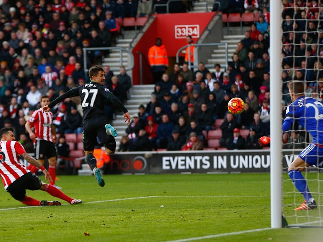Result: Stoke hold on to edge past Southampton