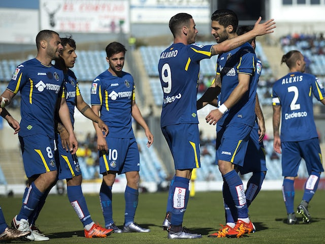 Live Commentary Real Madrid 4 1 Getafe As It Happened Sports Mole
