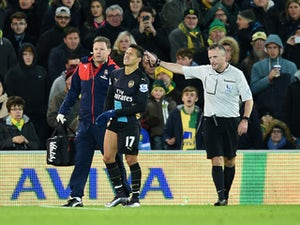 "Wenger: Sanchez ""could have been killed"""