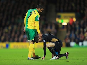 Lewis Grabban wants to keep Norwich place