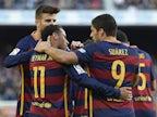Neymar, Luis Suarez give Barcelona lead