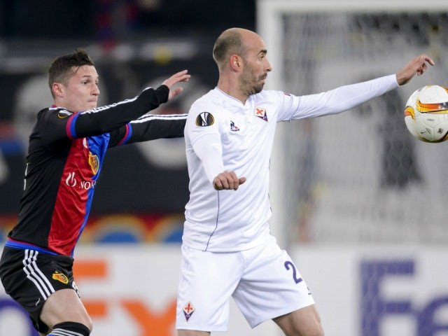 Result: Basel secure draw against Fiorentina