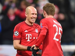 Result: Bayern Munich make it six wins running