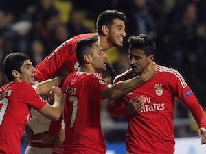 Benfica ease past Braga