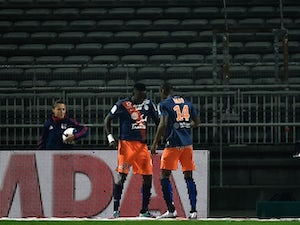 Montpellier put four past Lyon in away win