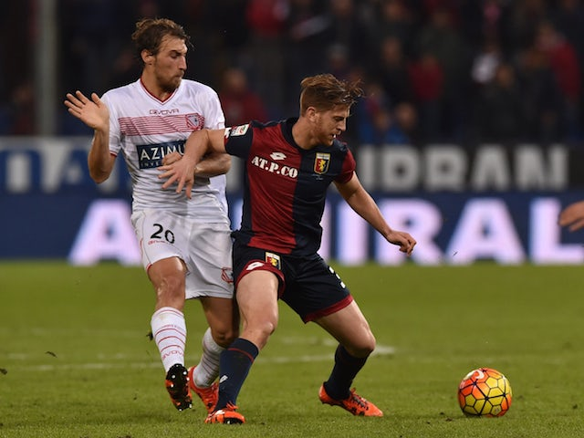 Result: Carpi comeback downs Genoa