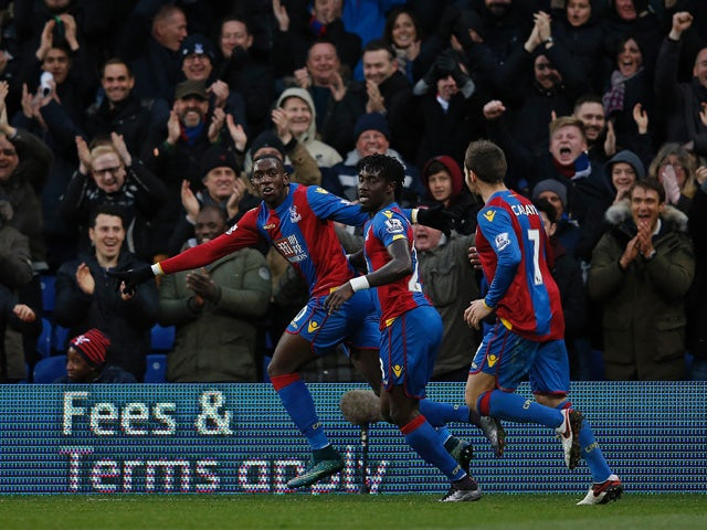 Result: Five-star Palace hammer Newcastle