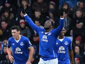 Team News: Lukaku, Barkley start for Everton