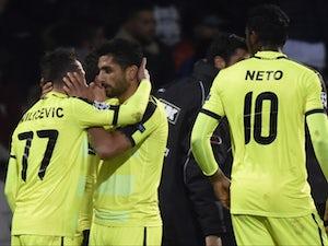 Lyon suffer Champions League exit