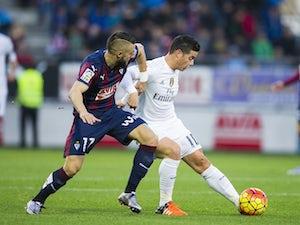 Match Analysis: Eibar 0-2 Real Madrid