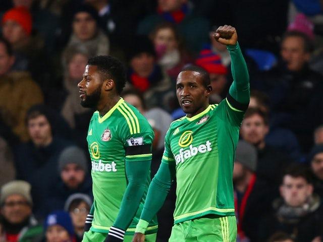 Result: Jermain Defoe strike downs Crystal Palace