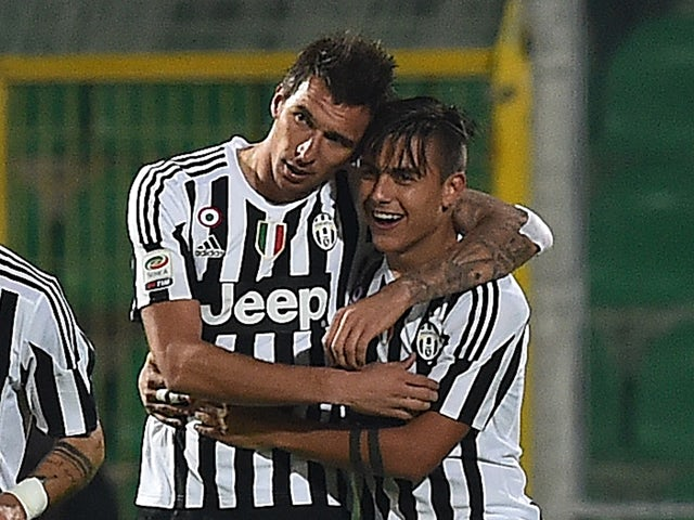 Result: Victory fires Juventus up to fifth