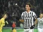 Team News: Mario Mandzukic, Sami Khedira return for Juventus