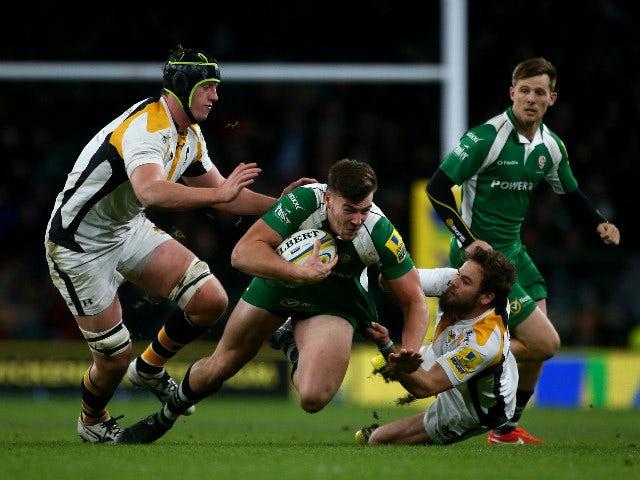 Result: Wasps seal bonus point win at London Irish