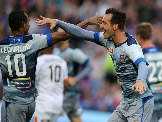 Result: Kantarovski strike earns Jets share of spoils