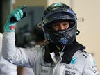 "Nico Rosberg ""pleased"" with Abu Dhabi pole position"
