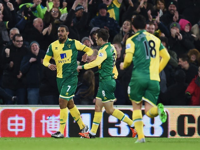 Result: Grabban leveller earns Norwich City draw