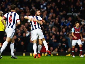 Live Commentary: West Ham 1-1 West Brom - as it happened