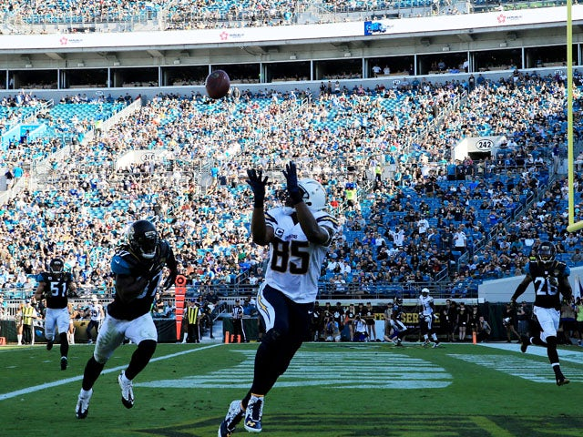 Result: Rivers inspires Chargers victory over Jaguars