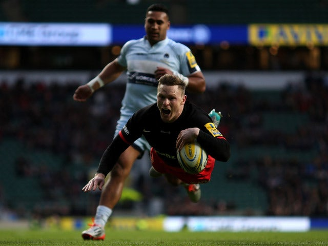 Chris Ashton: 'Retaining title a pleasure'