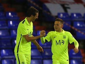 Southend move back into top half
