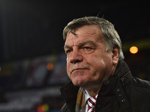 Sunderland's English manager Sam Allardyce arrives for the English Premier League football match between Crystal Palace and Sunderland at Selhurst Park in south London on November 23, 2015