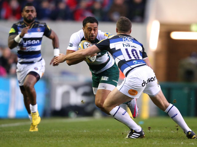 Result: Leicester Tigers maintain positive start
