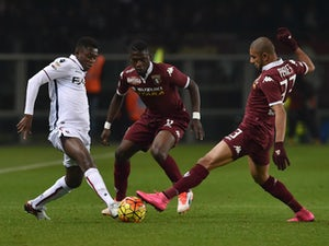 Torino leave it late to beat Bologna