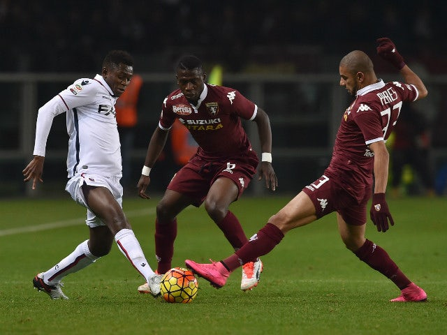 Result: Torino leave it late to beat Bologna