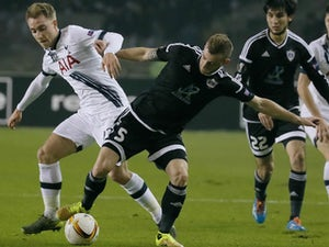 Live Commentary: Qarabag 0-1 Spurs - as it happened