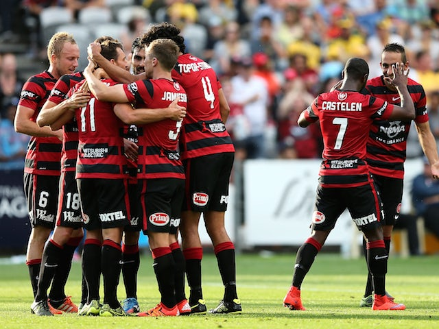 Result: Perth, Wanderers share the points