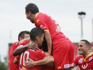 Adelaide record narrow win over Perth