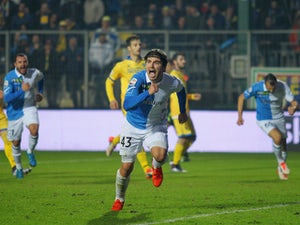 Alex Berenguer scores winner as Torino see off Frosinone