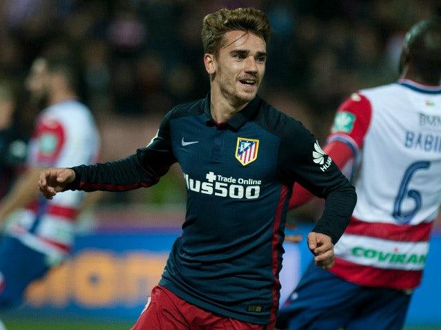 Result: Dominant Atletico seal 2-0 win at Granada