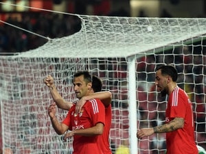 Benfica put four past Vitoria de Setubal