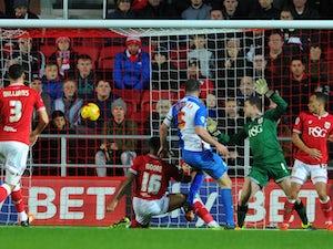 Blackburn overcome ten-man Bristol