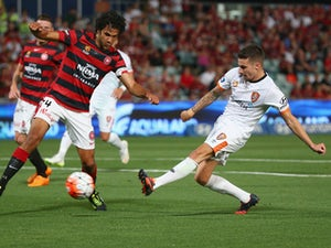 Wanderers go three points clear in A-League