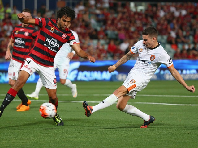 Result: Wanderers go three points clear in A-League